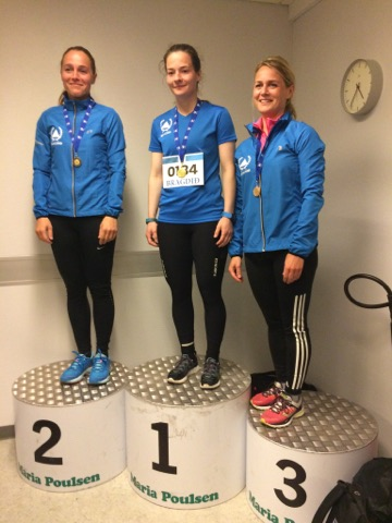 Top Run 2017 kvinnur minus 40